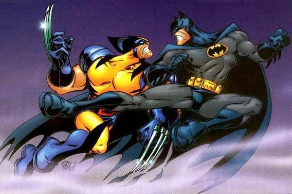 Los mejores personajes de Marvel y DC.
