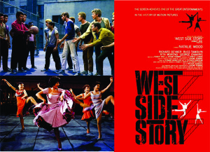 Amor sin barreras (West Side Story, 1961), o lo que es lo mismo, Romeo y Julieta con canciones.