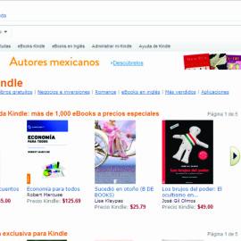 """Libros: Kindle en México y la definición de """"libro""""."""