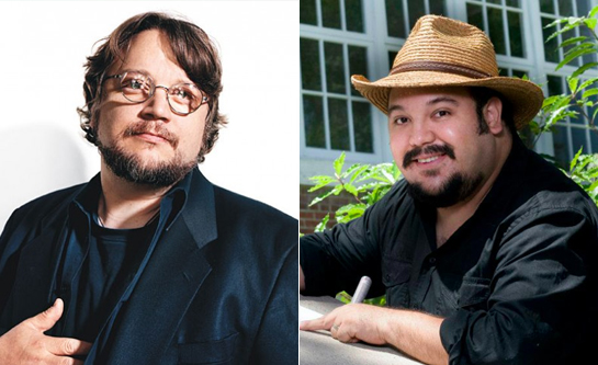 Guillermo del Toro & Jorge R. Gutierrez.